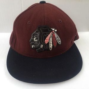 Chicago Blackhawks Zephyr Snapback Adjustable Hat